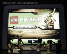Ninjago anyone?